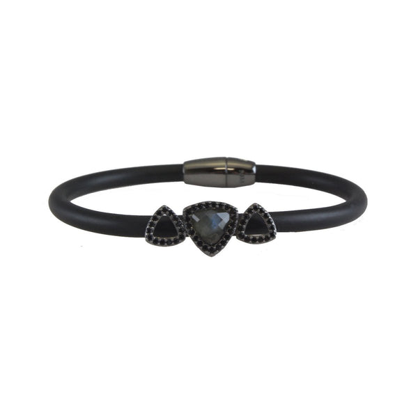 Rubber single bracelet | Marcia Moran | Fashion Accessories Bracelet