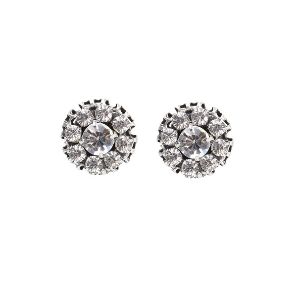 Beaded Flower Stud | Rada |Fashion Accessories | Earrings