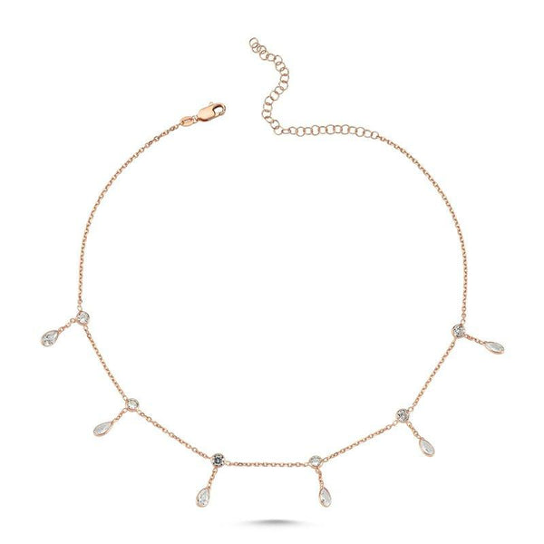 Dangling Choker | Amorium | Fashion Accessories | Necklaces