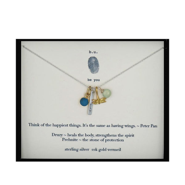 Think Of The Happiest Things Necklace | B.U. | Fashion Accessories | Necklace