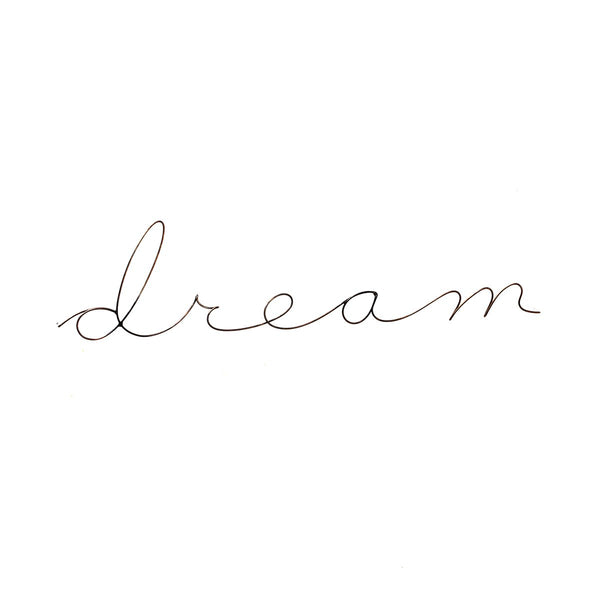 Dream Phoetics Long | Gauge | Wall Decor | Home Accessories