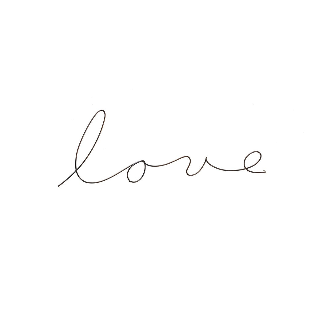 Love Poetics Medium | Gauge | Wall Decor | Home Accessories