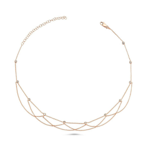 Dangle Choker | Amorium | Fashion Accessories | Necklace
