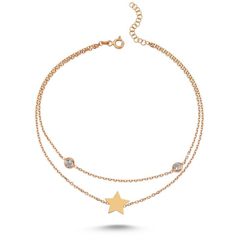 Star Anklet | Amorium | Fashion Accessories | Anklet