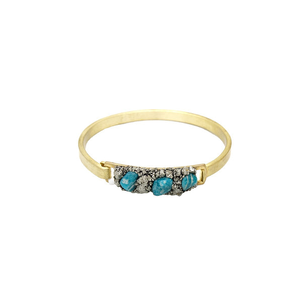 Amazonite Stone Bracelet | Marly Moretti | Fashion Accessories | Bracelets