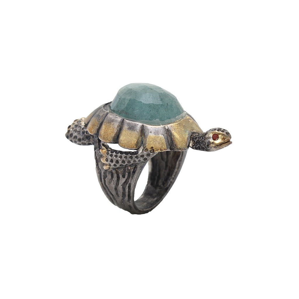 Turtuoise Ring | B & M | Fashion Accessories | Rings