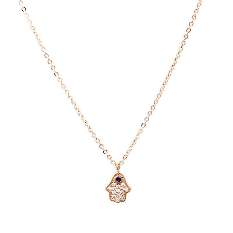 Hamsa Necklace | OMG | Fashion Accessories | Necklace