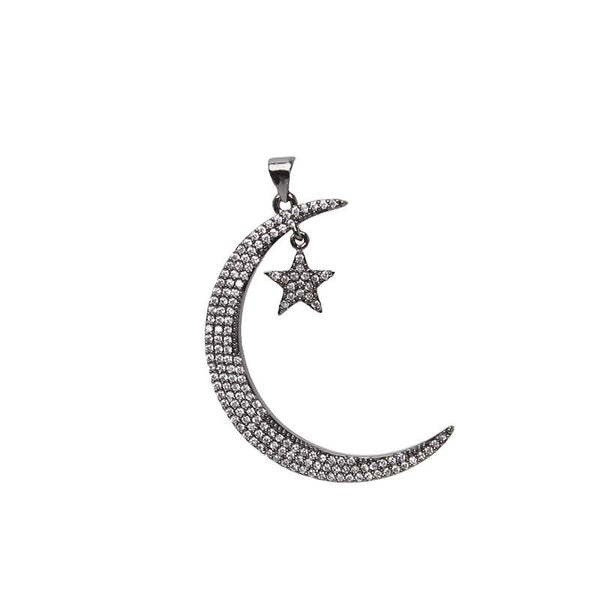 Hematite Star Pendant | B & M | Fashion Accessories | Pendant
