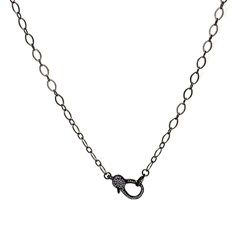 Oval Chain Necklace | B & M | Fashion Accessories | Necklace