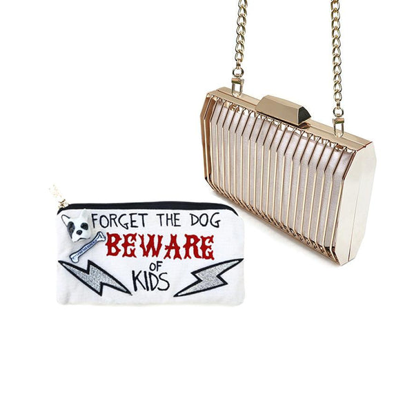 Dog Clutch | Cecilia Ma | Fashion Accessories | Clutch Bag