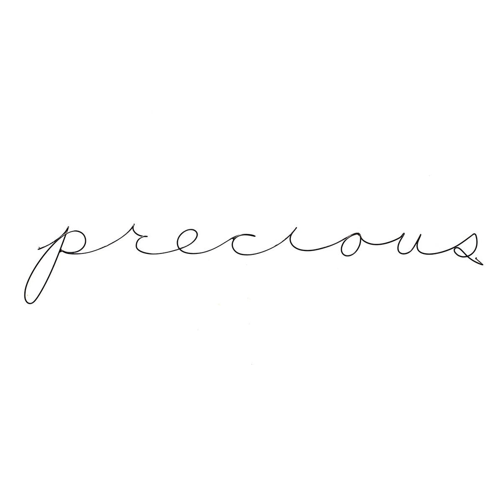 Precious Poetics Extra Long | Gauge | Wall Decor | Home Accessories