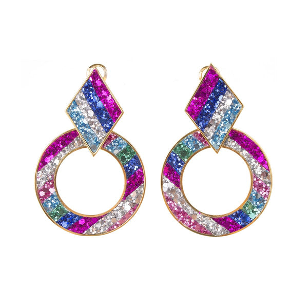 Britney earrings | Shourouk | Fashion Accessories | Earrings