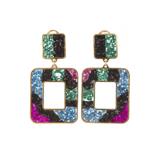 Paige earrings | Shourouk | Fashion Accessories | Earrings
