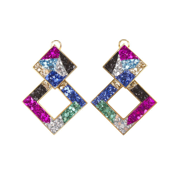 Jane Multi earrings | Shourouk | Fashion Accessories | Earrings
