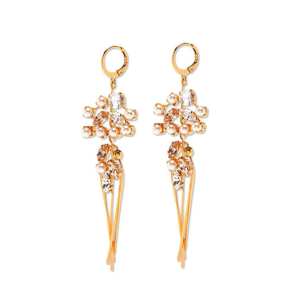Celeste Earrings | Cecile Bocarra |Fashion Accessories | Earrings