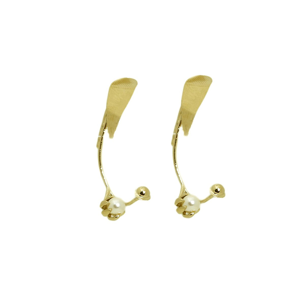 Tilleull Earrings | Cecile Bocarra |Fashion Accessories | Earrings