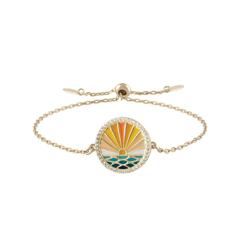 Sunshine Grateful Bracelet | Lulu dk |Fashion Accessories |Bracelet