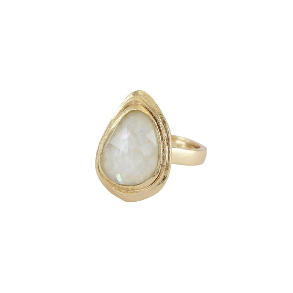 Organic Shape Ring | Marcia Moran |Fashion Accessories |Rings