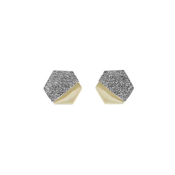 Hesago Stud Earrings | Marcia Moran |Fashion Accessories |Earrings