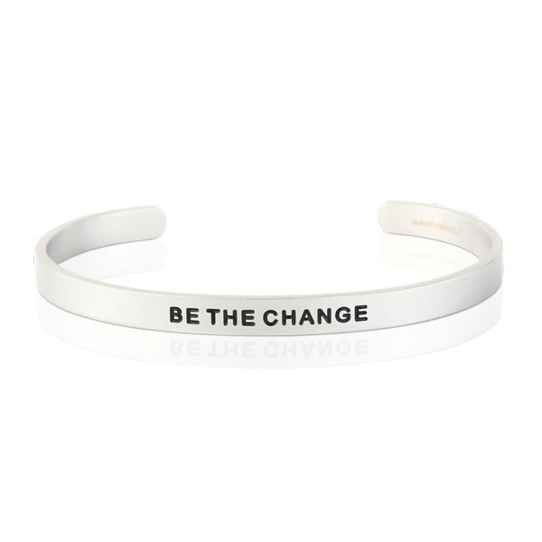 Be The Change Bangle | MantraBand | Fashion Accessories | Bracelet