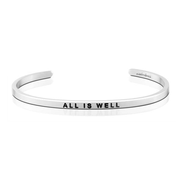 All is well bangle