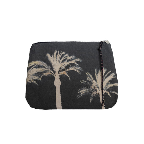 Sotogrande Canvas Pouch | Zubi | Bag | Pouch | Clutch Bag