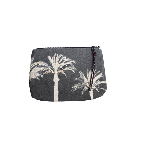 Sotogrande Midi Canvas Pouch | Zubi | Bag | Pouch | Clutch Bag