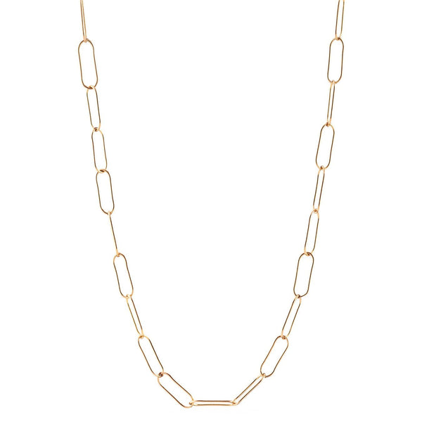 Long Style Large Link Chain Necklace | Lulu dk | Fashion Accessories |  Necklaces
