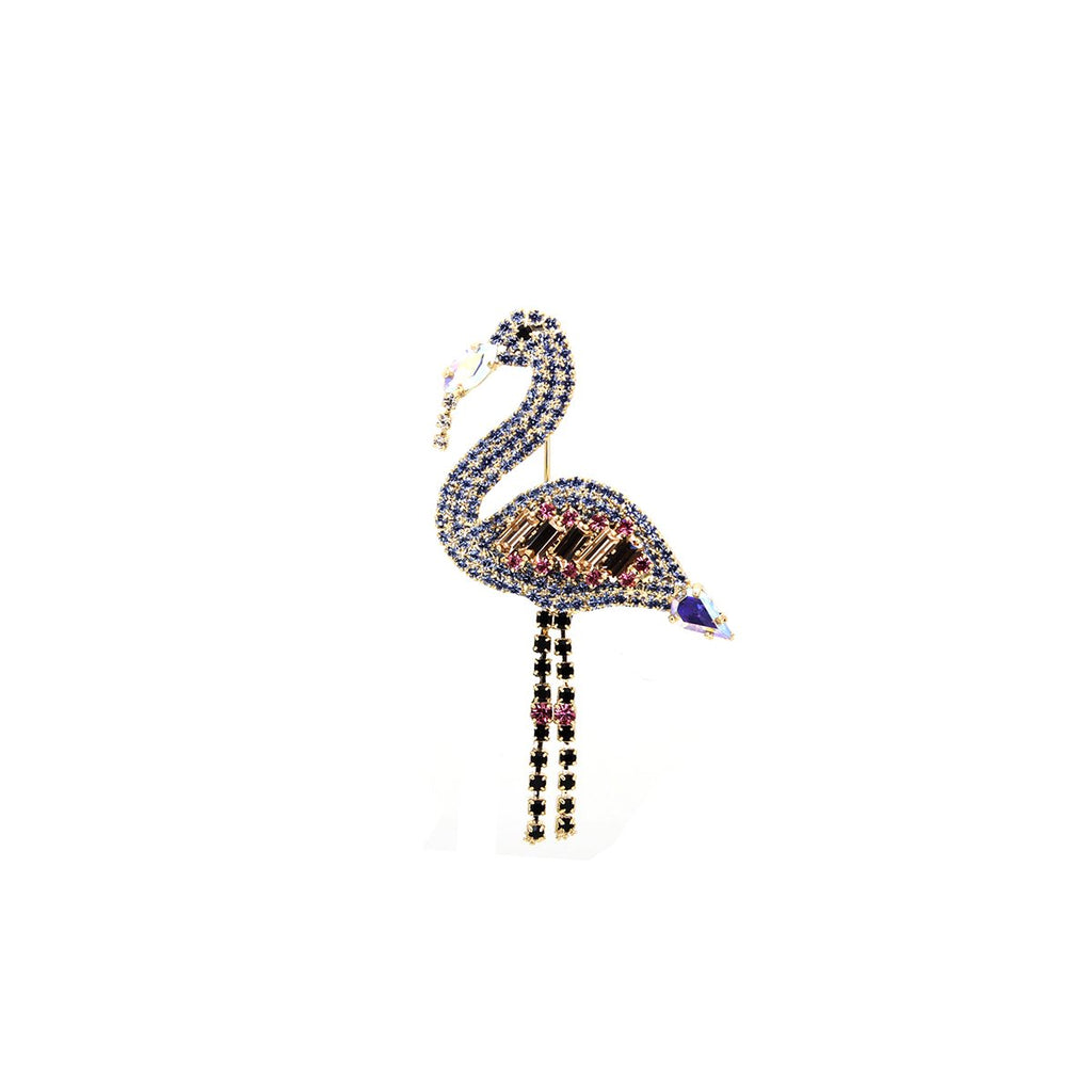 Baby Flamingo Brooch | Lisa C | Fashion Accessories | Brooch