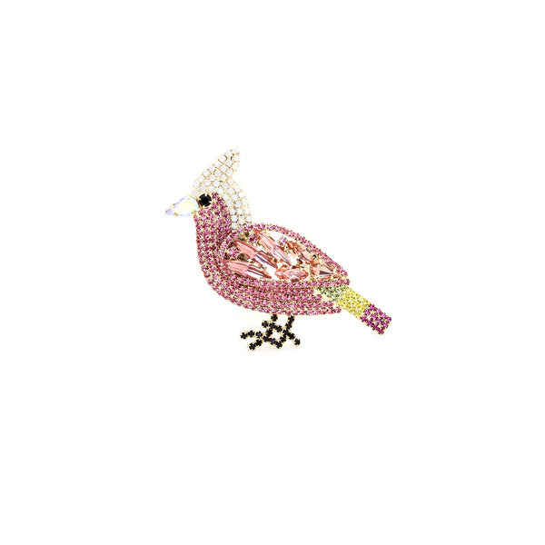 Mini Parrot Brooch | Lisa C | Fashion Accessories | Brooch