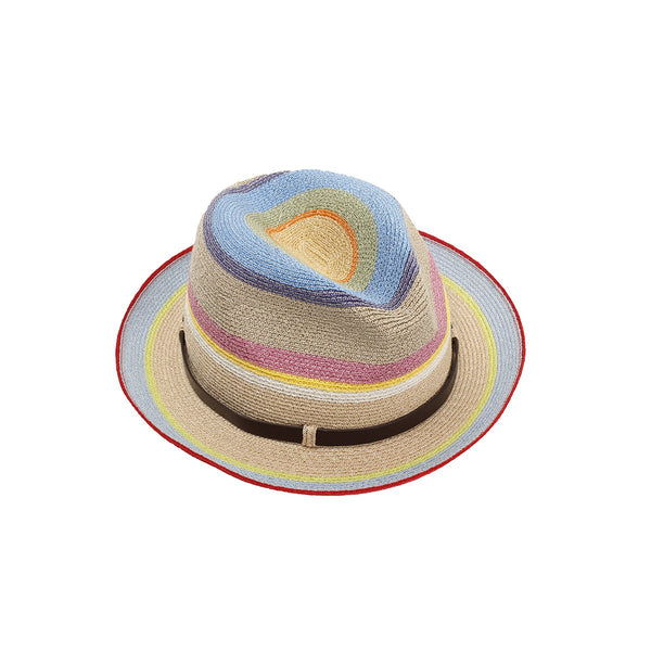 Canapa Di Manila Trilby Hat | Grevi |Fashion Accessories | Hats