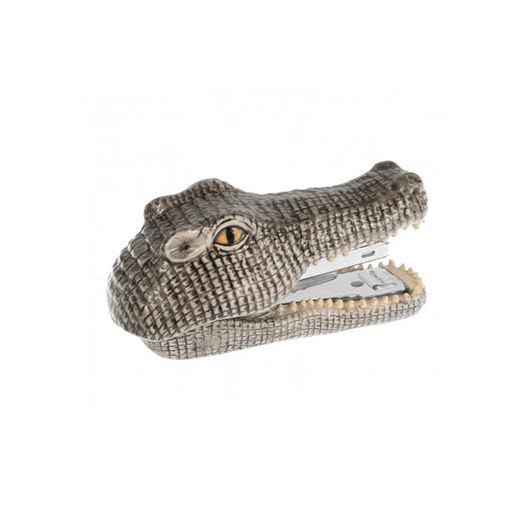 Crocodile Stapler | Nach Bijoux | Home Accessories | Home Accessories