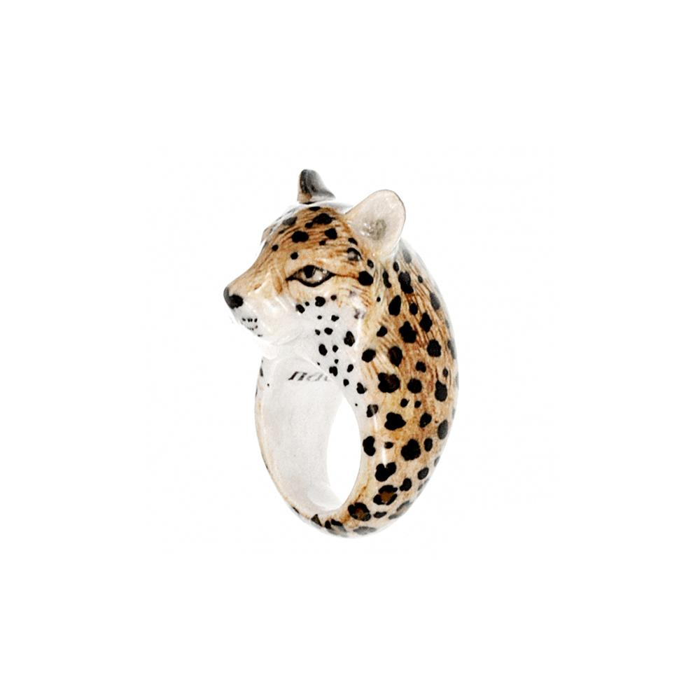 Cheetah Ring | Nach Bijoux | Fashion Accessories | Ring