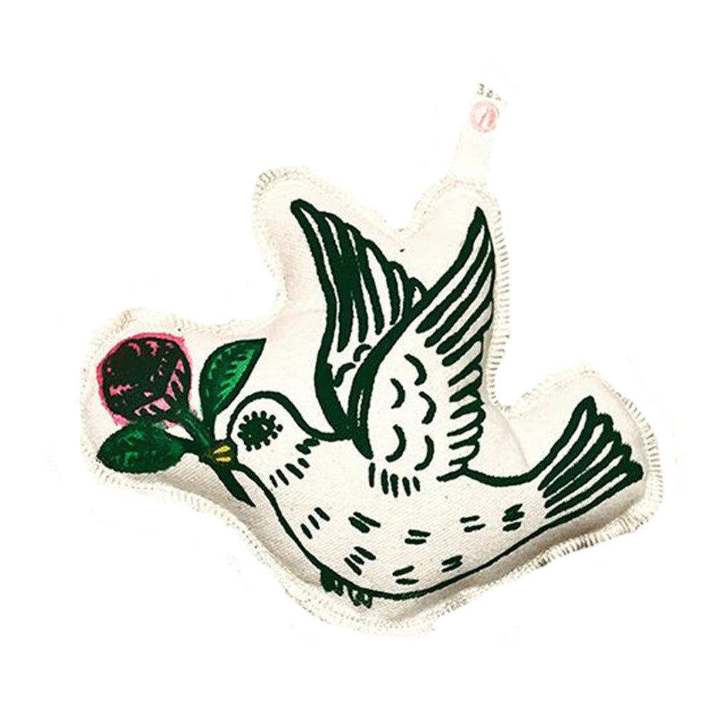Medium Peace Bird Lavender Stuffer | Lucky Fish | Home | Accessories | Stuffer