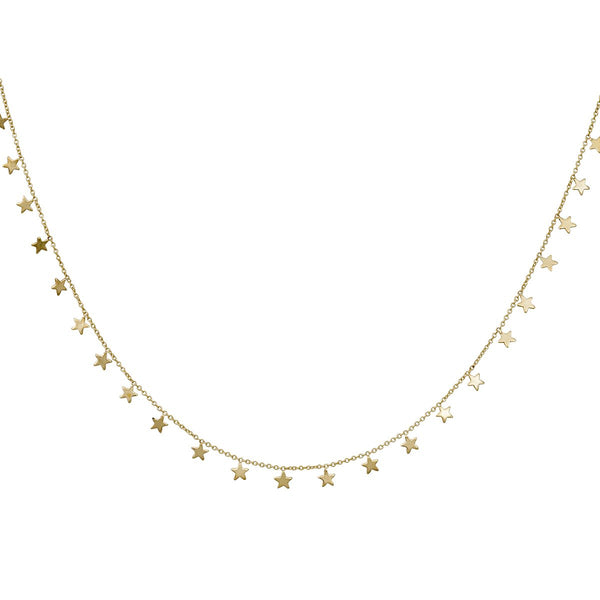 18K Gold Star Choker | Latelier Nawbar | Fine Jewelry | Necklace