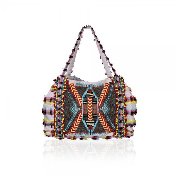 Navajo Group Shoulder Bag| America & Beyond |Bag |Shoulder Bag