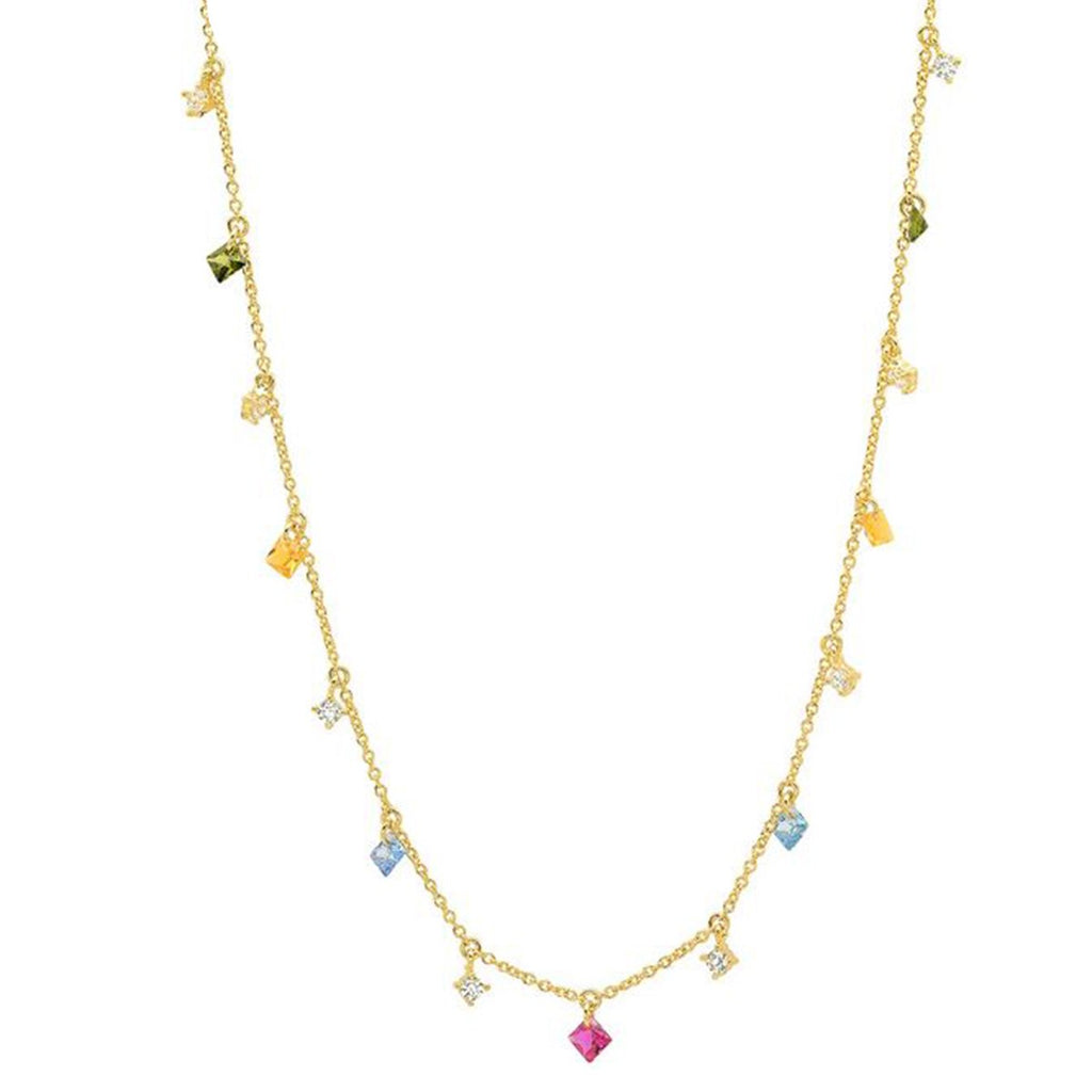 Mixed Colored Necklace| Tai | Fashion Accessories | Necklace