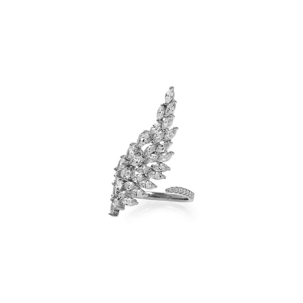 Monarch Cluster Wing Ring | Fallon | Fashion Accessories | Ring