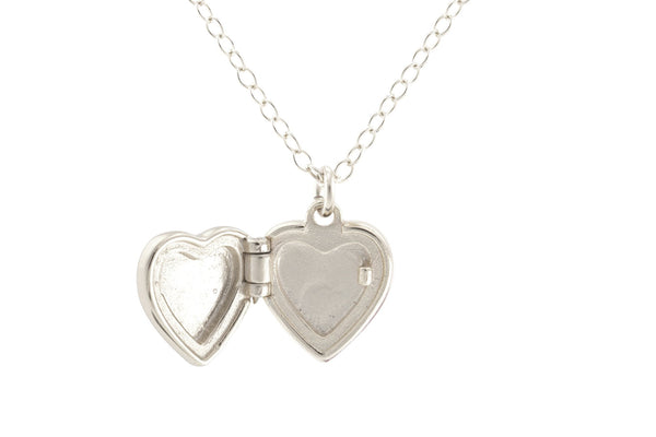Heart Locket necklace | Kris Nations | Fashion Accessories | Necklaces