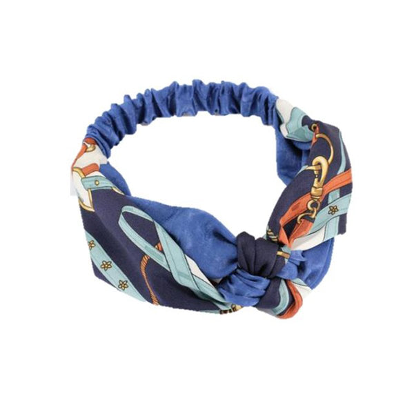 Blue Soft Knot Headband | Zhuu | Fashion Accessories | Hair Clip | Head band