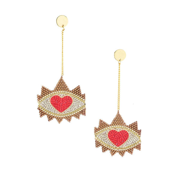 In Love Earrings | Mishky | Fashion Accessories | Earrings