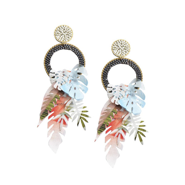 Amazonas Earrings | Mishky | Fashion Accessories | Earrings