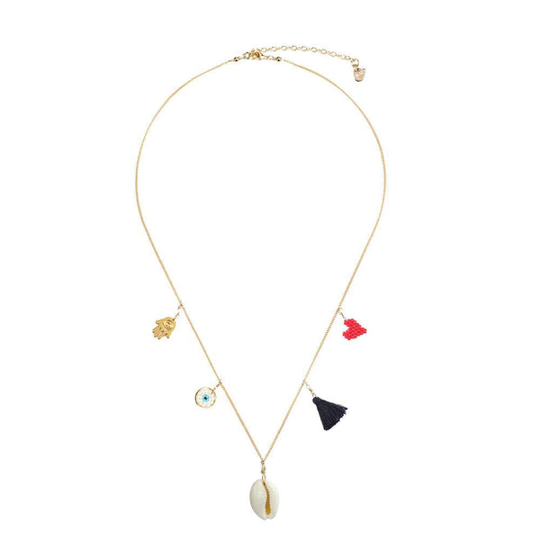 Charmy Necklace | Mishky | Fashion Accessories | Necklaces
