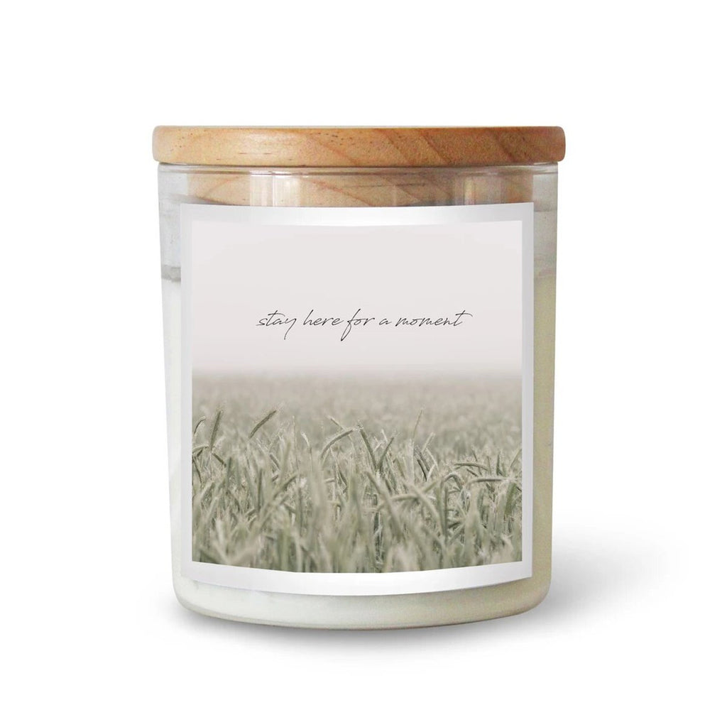 Stay Here Soy Candle | The Commonfolk | Candles | Home Accessories