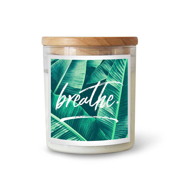 Breathe Soy Candle | The Commonfolk | Candles | Home Accessories