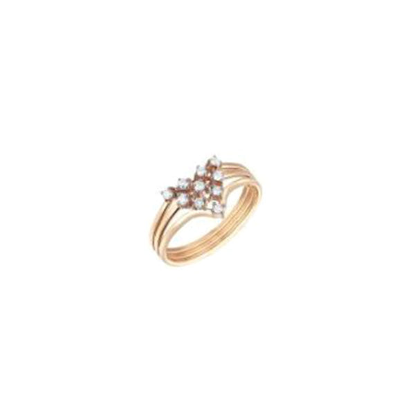 14K Rose Gold Pinky Ring | Kismet By Milka Consignment | Fine Jewelry | Ring