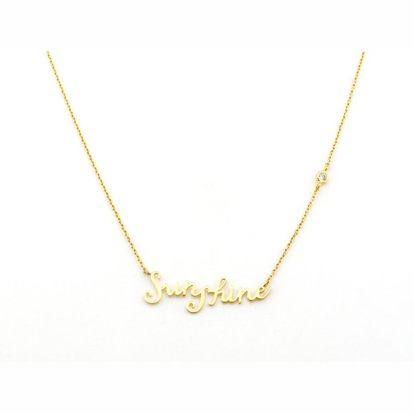 Sunshine Chain Necklace | Tai | Fashion Accessories | Necklace