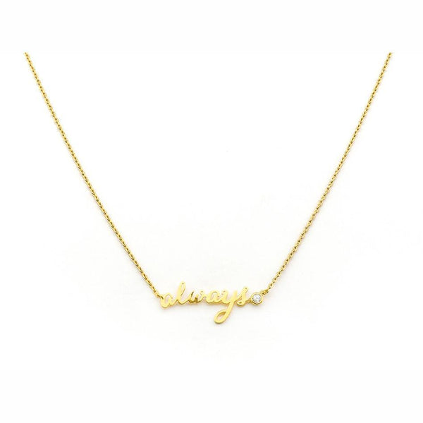 Always Chain Necklace | Tai | Fashion Accessories | Necklace