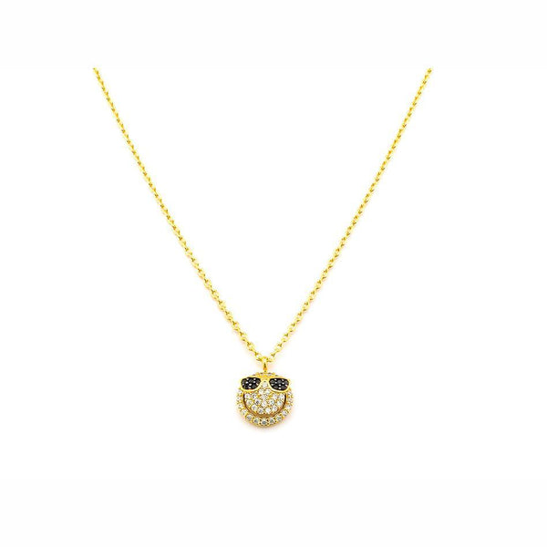 Cool Emoji Necklace | Tai | Fashion Accessories | Necklace