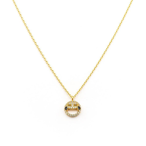 Smiley Emoji Necklace | Tai | Fashion Accessories | Necklace